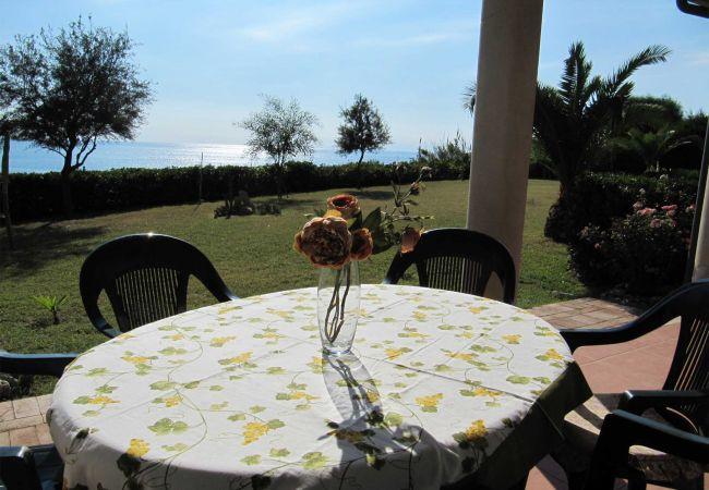Villa a Isola di Capo Rizzuto - JAPIGIUM CAPO PICCOLO HOLIDAY HOME| AFFITTO CASE VACANZA CALABRIA
