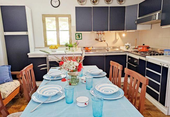 Villa a Isola di Capo Rizzuto - Splendida Villa in Calabria a le Cannella direttamente sul mare : Ippocampo holiday home
