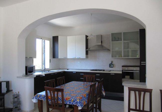 Villa a Isola di Capo Rizzuto - Villa in Calabria : Villa Janine Bahati