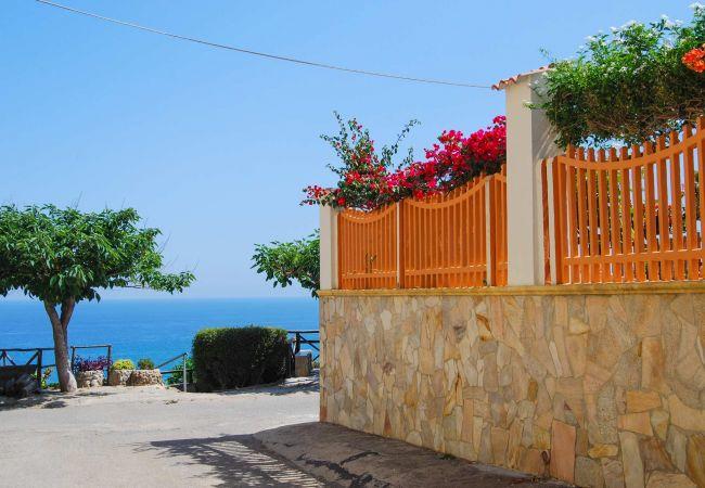 Villetta a Isola di Capo Rizzuto - VILLINO CORALLO 2 CAMERE: AFFITTO CASE VACANZE CALABRIA