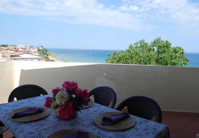 Appartamento a Isola di Capo Rizzuto - JAPIGIUM POSEIDONIA CASA VACANZE | APPARTAMENTI VACANZE CALABRIA