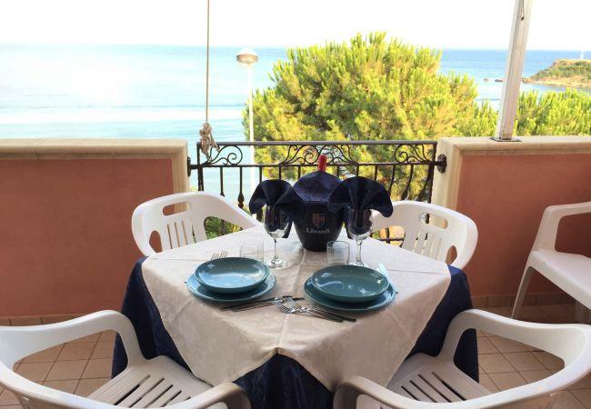 Appartamento a Isola di Capo Rizzuto - Appartamento per vacanze vista Mare : Casa Vacanze Stella Marina