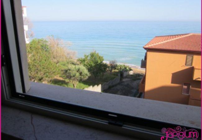 Appartamento a Isola di Capo Rizzuto - MEDUSA BILO 1P: APPARTAMENTI VACANZE CALABRIA