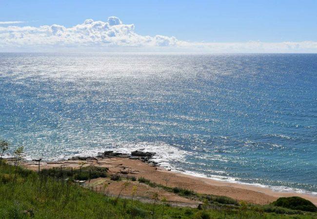 Villetta a Isola di Capo Rizzuto - JAPIGIUM VILLINO SGOMBRO 1 PIANO | APPARTAMENTI VACANZE CALABRIA