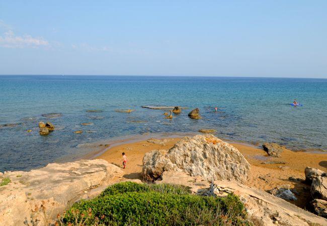 Villetta a Isola di Capo Rizzuto - JAPIGIUM VILLINO SGOMBRO T 2 | APPARTAMENTI VACANZE CALABRIA