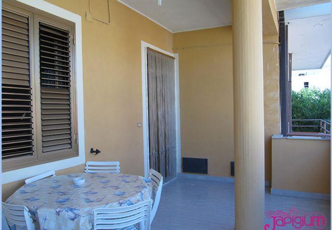 Appartamento a Isola di Capo Rizzuto - CAPO RIZZUTO 1P: APPARTAMENTI VACANZE CALABRIA