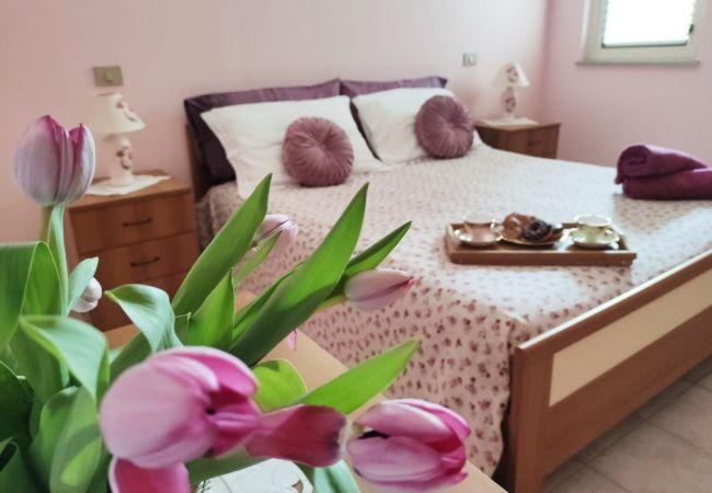 Appartamento a Isola di Capo Rizzuto - Comodo Appartamento vacanze 6 posti con ampia Veranda  : Japigium Conchiglia