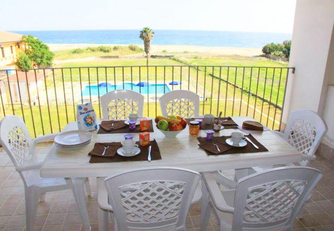 Residence a Isola di Capo Rizzuto - RESIDENCE BARKO BILO VISTA MARE | RESIDENCE LE CASTELLA
