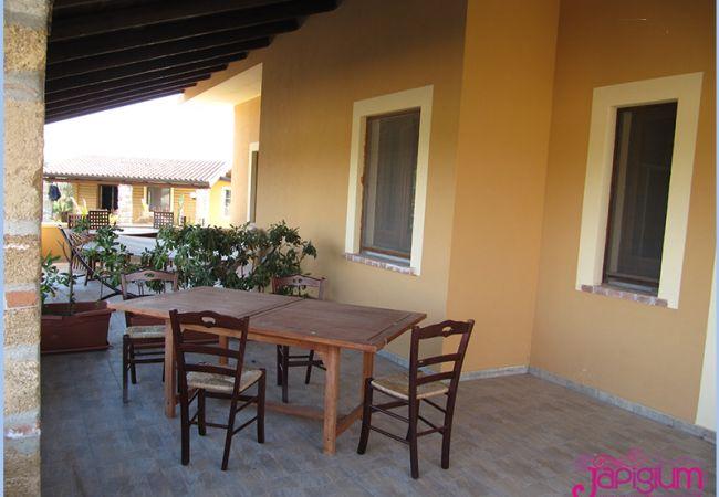 Residence a Isola di Capo Rizzuto - CASE VACANZE LE CASTELLA N.4 | RESIDENCE LE CASTELLA
