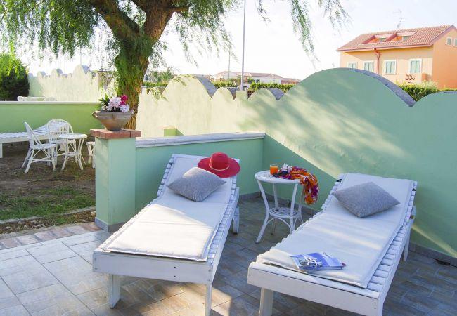 Residence a Isola di Capo Rizzuto - CASE VACANZE LE CASTELLA N.5 | RESIDENCE LE CASTELLA