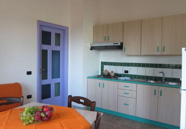 Residence a Le Castella - RESIDENCE LE CASTELLA N.6-9|JAPIGIUM RESIDENCE LE CASTELLA
