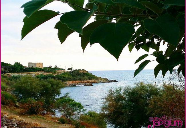 Villetta a Isola di Capo Rizzuto - RESIDENCE ISOLA DI CAPO RIZZUTO: LINA VILLETTE CAPO RIZZUTO