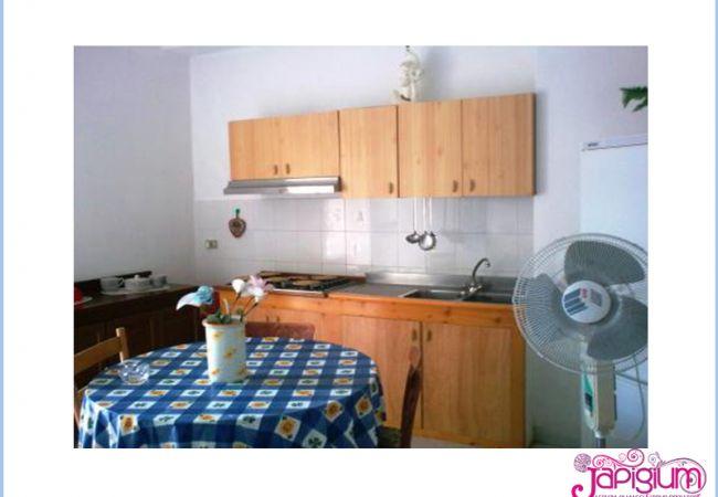 Appartamento a Isola di Capo Rizzuto - COZZA: APPARTAMENTI VACANZE CALABRIA
