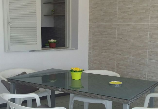 Appartamento a Isola di Capo Rizzuto - AFFITTO APPARTAMENTI CAPO RIZZUTO | PORTICCIOLO