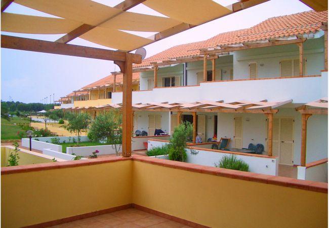 Appartamento a Isola di Capo Rizzuto - TRILOCALE SUPERIOR: VILLAGGIO CAPOPICCOLO