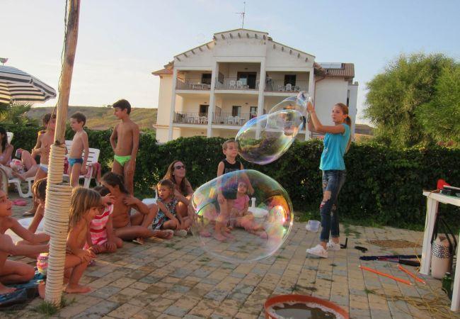 Residence a Isola di Capo Rizzuto - RESIDENCE BARKO TRILO VISTA MARE | RESIDENCE LE CASTELLA