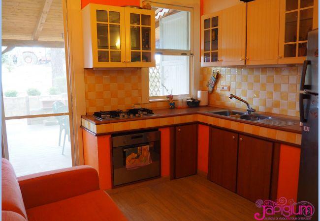 Appartamento a Isola di Capo Rizzuto - MONOLOCALE: VILLAGGIO CAPOPICCOLO