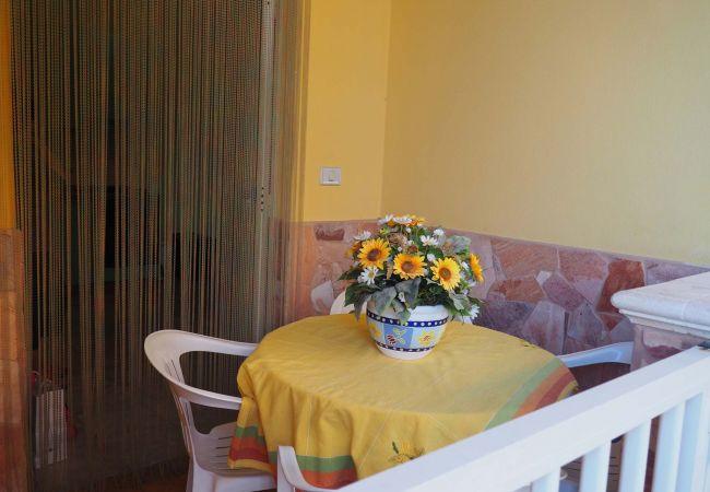 Appartamento a Isola di Capo Rizzuto - JAPIGIUM CALAMARO BILO| APPARTAMENTO PER  VACANZE CALABRIA