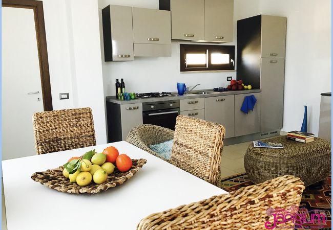 Appartamento a Isola di Capo Rizzuto - LE CASTELLA RESORT TRILO: CASEVACANZE CAPO RIZZUTO