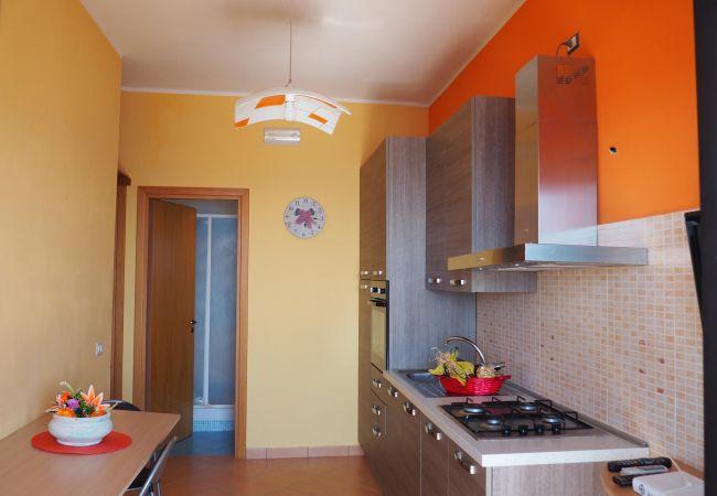 Appartamento a Isola di Capo Rizzuto - JAPIGIUM ATTICO NEMO | CASA VACANZE CAPO RIZZUTO