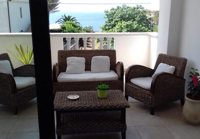 Appartamento a Isola di Capo Rizzuto - JAPIGIUM PORTICCIOLO 1°P | CASA VACANZE CAPO RIZZUTO