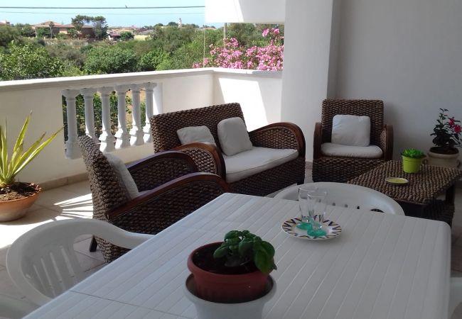 Appartamento a Isola di Capo Rizzuto - JAPIGIUM PORTICCIOLO 1P | CASA VACANZE CAPO RIZZUTO