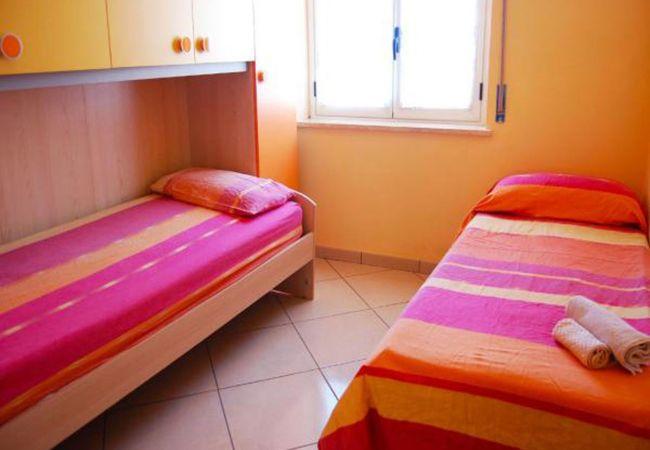 Appartamento a Isola di Capo Rizzuto - JAPIGIUM SPIGOLA 1P N.1 | AFFITTO APPARTAMENTO VACANZE CAPO RIZZUTO