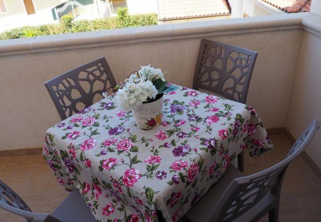 Appartamento a Isola di Capo Rizzuto - JAPIGIUM CERNIA TRILO | APPARTAMENTI VACANZE CALABRIA