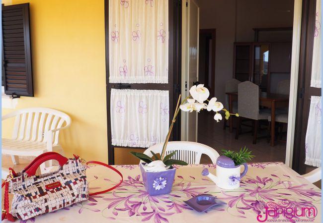 Appartamento a Isola di Capo Rizzuto - APPARTAMENTO VONGOLA: AFFITTO CASE VACANZE CALABRIA