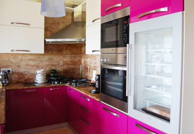Villa a Praialonga - VILLA  PRAIALONGA : AFFITTO VILLE CALABRIA