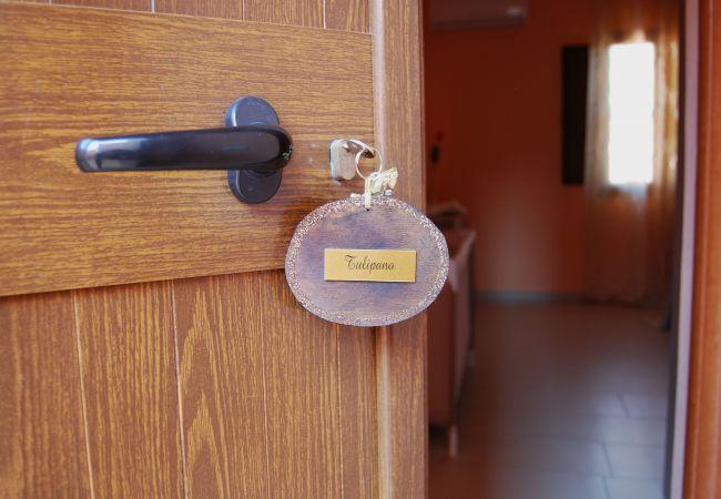 Affitto per camere a Isola di Capo Rizzuto - Tenuta Madre Terra | Camera Tulipano