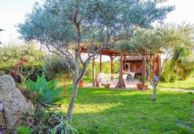 Villa a Isola di Capo Rizzuto - JAPIGIUM VILLA ARAGOSTA| VACANZE CAPO RIZZUTO
