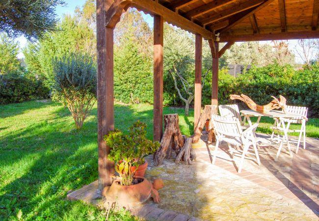 Villa a Capo Rizzuto - JAPIGIUM VILLA ARAGOSTA| VACANZE CAPO RIZZUTO