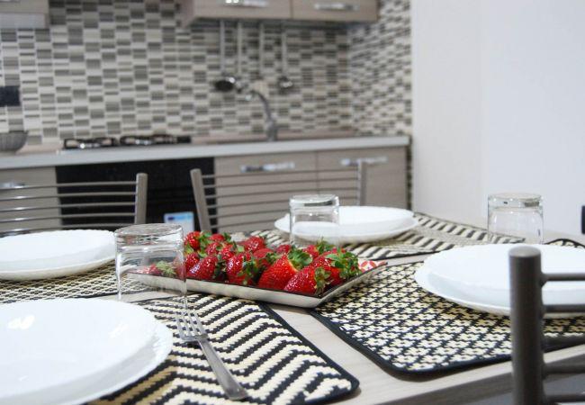 Appartamento a Capo Rizzuto - CRISVAN HOME BILO CON TERRAZZINO | CASA VACANZE CAPO RIZZUTO